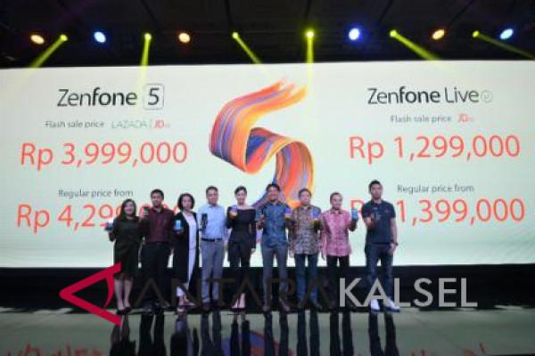 ASUS ZenFone 5 Hadiri Untuk Para Lifestyle Shutterbug