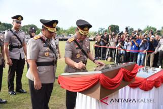 Wakapolri: Type A prize for the conducive South Kalimantan