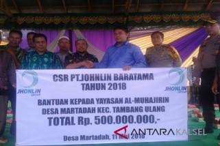 Perusahaan diminta salurkan dana CSR