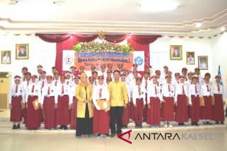 Wabup hadiri pelepasan murid SDN Marabahan 1
