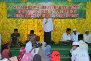 Bupati : Ramadhan momen tepat berbagi