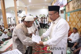 Kecamatan Takisung dapat  bantuan keagamaan