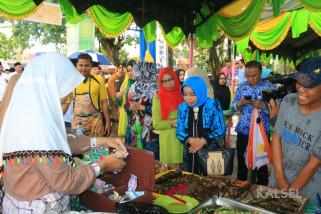 Pemda gratiskan lapakdan parkir Pasar Ramadhan