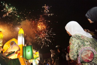 DPRD Balangan pertanyakan hilangnya tradisi arakan tanglong