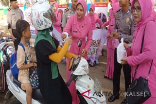 Video - Sosialisasi Kamtibmas Ramadhan Ala Polres Balangan