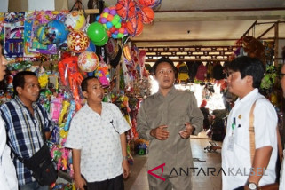 DPRD Balangan paparkan permasalahan pasar dan pedagang
