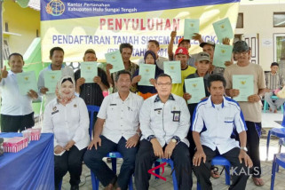DPRD Banjarbaru belajar PTSL ke Pemkab Banjar