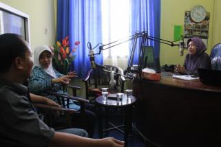 Kejari gandeng radio pemda sosialisasikan program kejaksaan