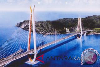 Pembangunan jembatan terpanjang di Indonesia terancam batal