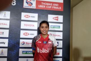 Tim putri Indonesia ubah formasi hadapi Prancis
