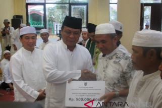 Pemkot Terima Rp8 Miliar Untuk Pembangunan Masjid dan Mushola