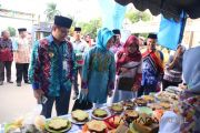 Pjs Bupati Buka Pasar Wadai Ramadhan