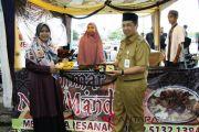 Ketua PKK dan Walikota Kunjungi Pasar Wadai