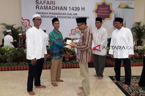 Pertamina EP Tanjung Tabalong santuni dhuafa