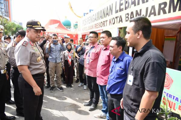 Kapolda tegur manajemen Duta Mall dan Transmart