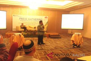 Press Gathering BPJS Ketenagakerjaan se-Kalimantan