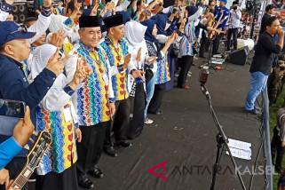 Video - Penampilan Wali Band semarakkan kampanye terbuka Achmad Fikry