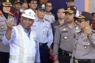 Pemudik asal Trisakti tujuan Surabaya dan Semarang disiapkan bus gratis