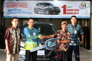 Petani Kotabaru raih Grand Prize Salanjung Rezeki 2018