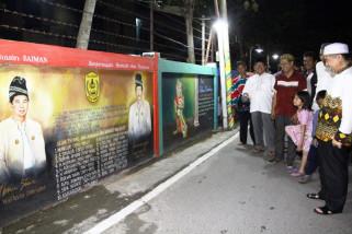 Kampung Mural Kota Banjarmasin