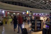 Penumpang melalui Bandara Syamsudin Noor 106.990 orang