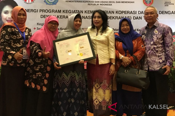 Kacang jaruk of HST gets patent right