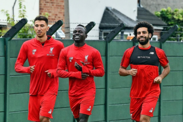 Mane ganti nomor punggung 10 di Liverpool