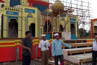 Bazar UKM meriahkan MTQ tingkat Provinsi Kalsel