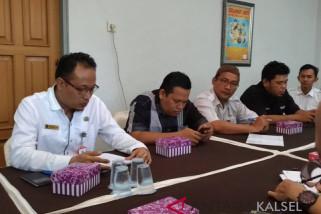 Dinas Kominfo HSS programkan dialog interaktif bidang pertanian