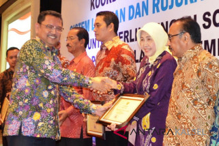 Pemkab Batola raih  SLRT Awards 2018