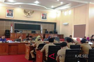 Video - Pembahasan KUA-PPAS APBD 2019 di Gedung DPRD Balangan
