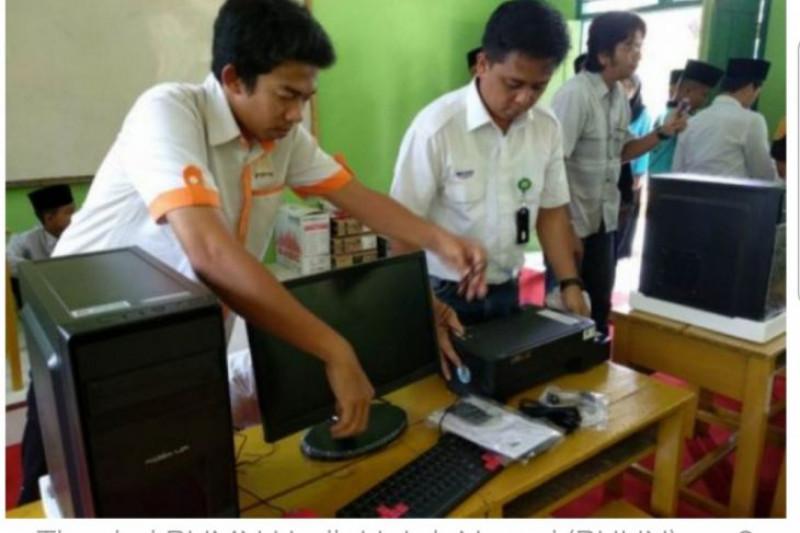 BUMN hadir - BUMN sebar puluhan komputer di Tebo