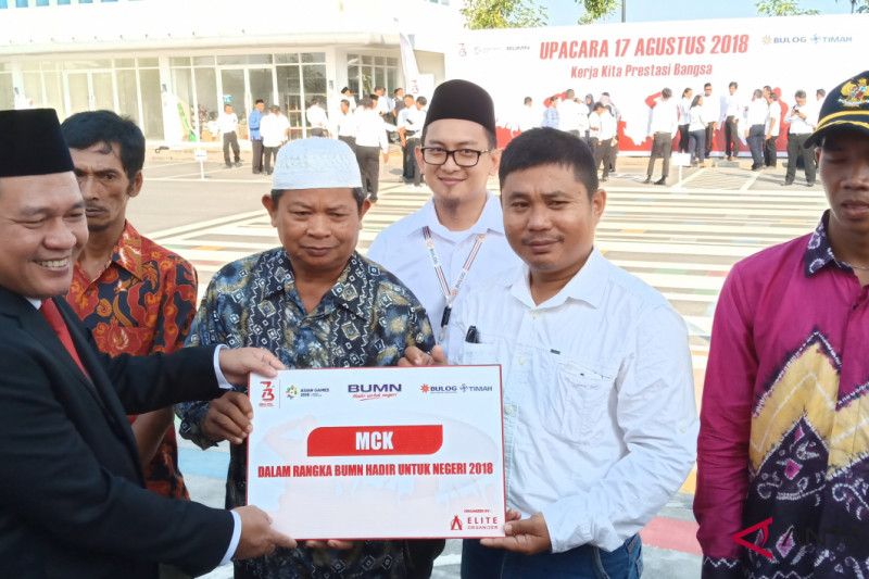 SOEs disburse Rp4.7 billion to help South Kalimantan residents