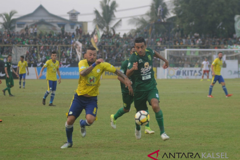 Barito wins over Persebaya 3-2