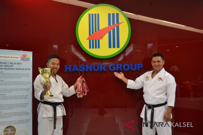Fauzan the world karate champion gets a college scholarship