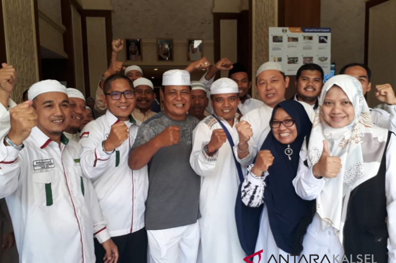 Governor visits South Kalimantan hajj candidate pilgrims