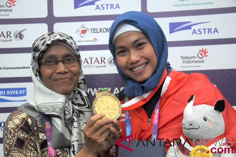 29 medali emas diperebutkan pada hari kedua