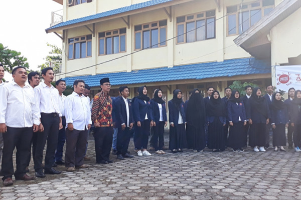 Prof Idiannor pimpin Harmoni di Kotabaru
