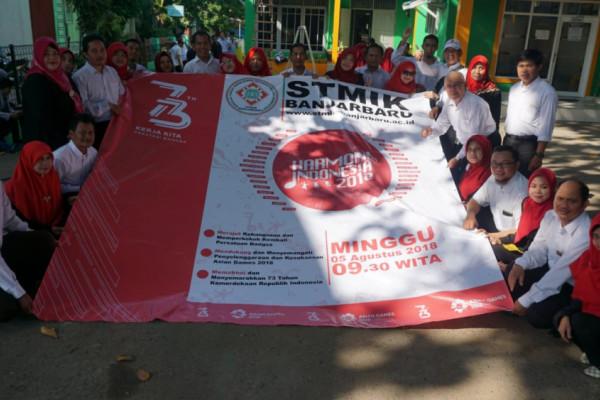 LLDIKTI XI gelar Harmoni Indonesia di Pulau Kalimantan
