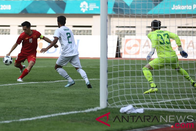 Asian Games: Pewarta: Vietnam taklukkan Pakistan 3-0