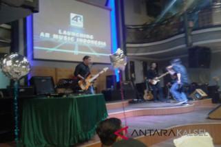 Launching AR Music Indonesia