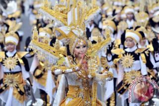 Menpar: Jember Fashion Carnaval keren banget