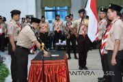 PAW Kwarcab Gerakan Pramuka HSS dilantik