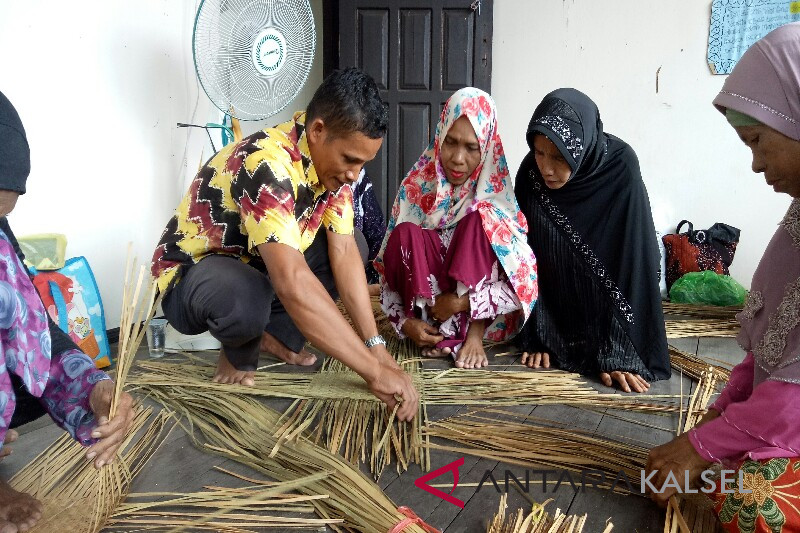 Baznas trains and accompanies craftsmen