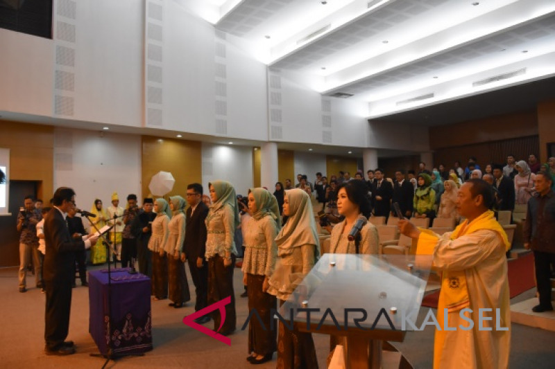 ULM ambil sumpah tujuh lulusan Dokter Gigi