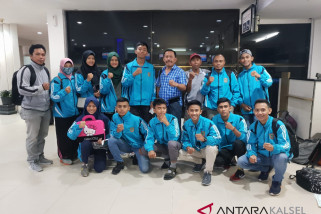 S Kalimantan sends 13 boxers to junior championship