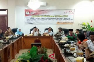 Panwaslu Bingung Tertibkan APK Pemilu 2019