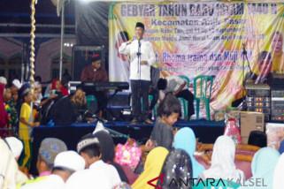 Kecamatan Ajir Pasar sambut tahun baru Islam