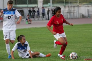 Putri Indonesia taklukkan Kirgistan 3-0 di Kualifikasi Piala Asia U-16