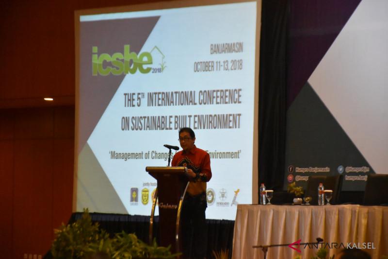 ULM tuan rumah konferensi lingkungan hidup Internasional